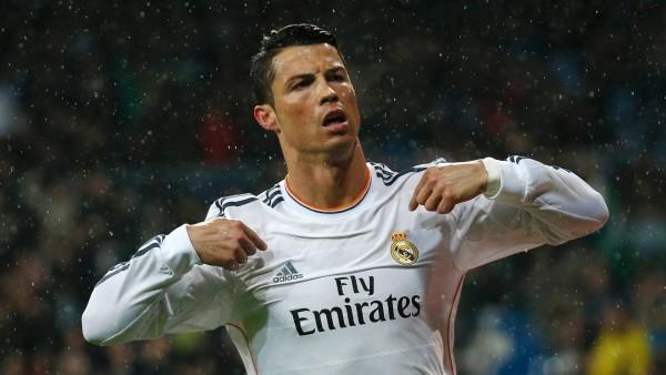 Christiano Ronaldo - 4
