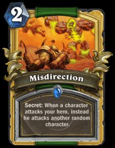 Misdirection-hearthstone-secret-tech