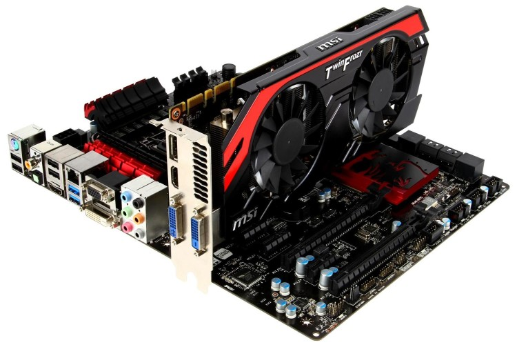 Building Pc Mobo And Cpu