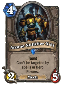 arcane nullifier-hearthstone-untargetable-underrated