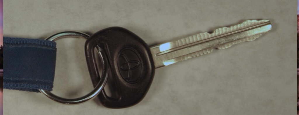 Teresa Halbach's valet key, found by James Lenk
