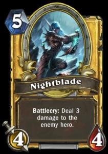 nightblade-hearthstone