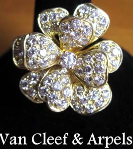 Top Ten Jewelry Designers Van Cleef And Arples