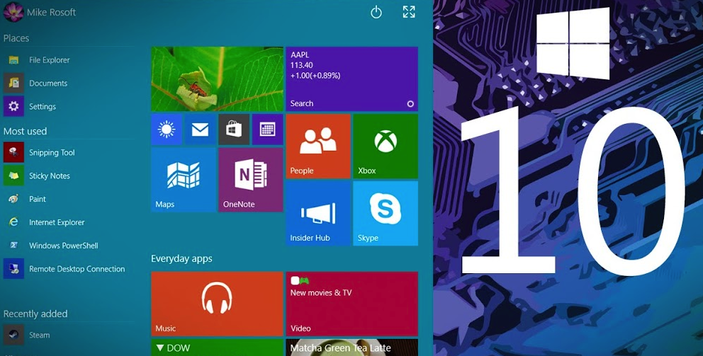 Microsoft's big Windows 10 push is part of broader strategy