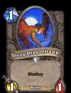 young-dragonhawk-windfury-keyword-hearthstone