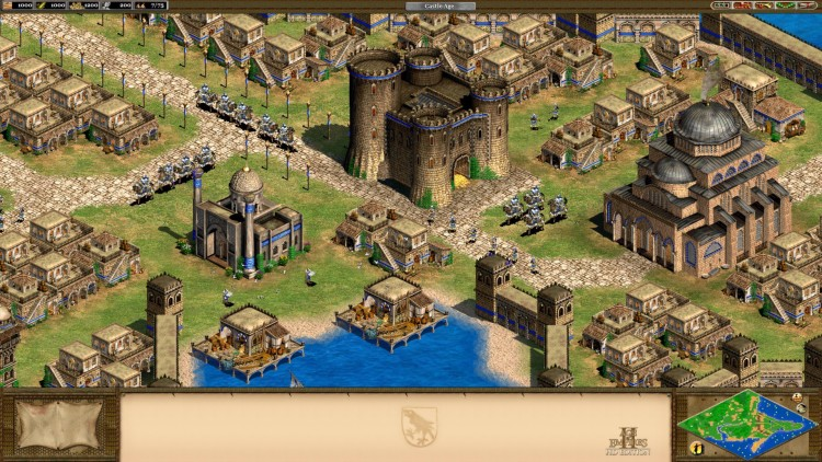 Age of Empires is one of the best multiplayer games I've ever played. One  of the Real-Time Strategy, RTS, genres giants is almost unique in terms of  its ...