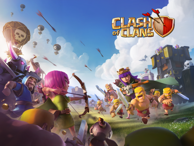 download free games like clash of clans for pc