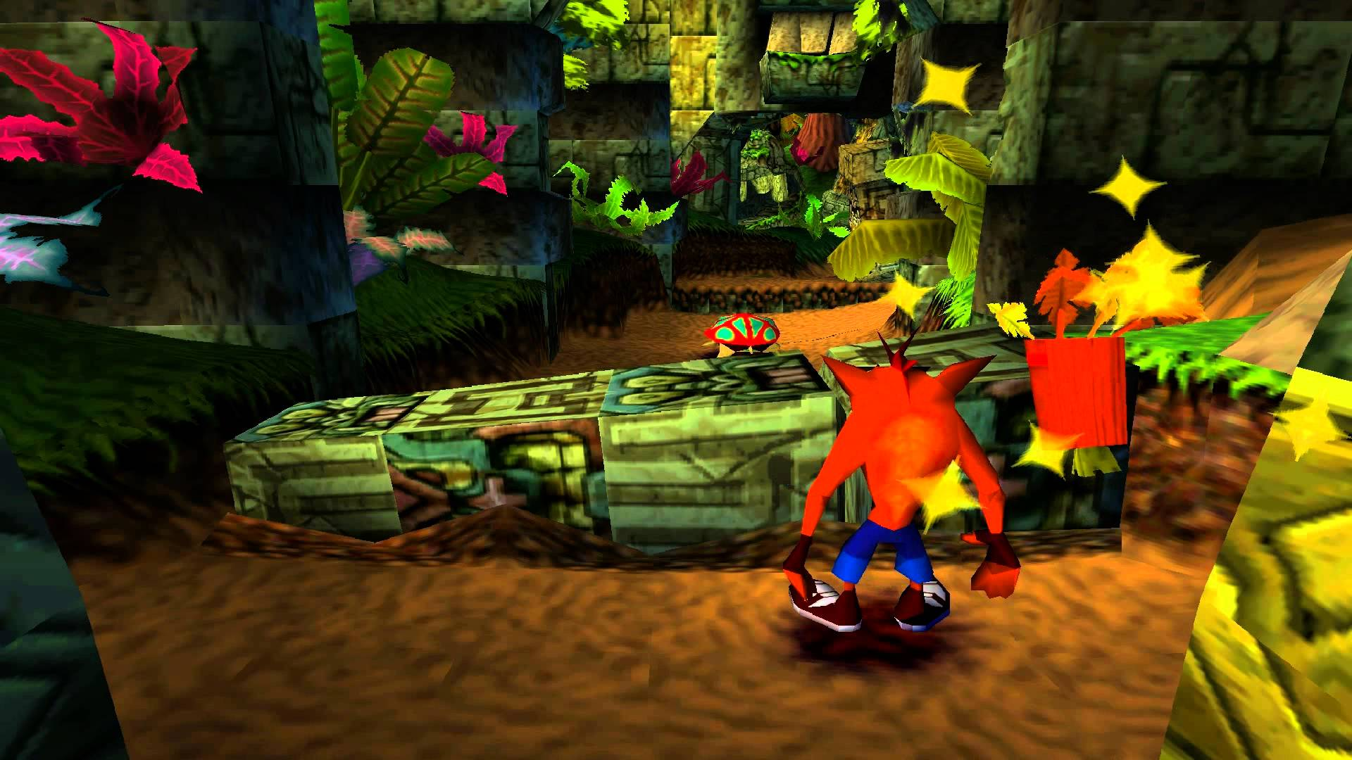 Crash Game Toy : What happened to crash bandicoot remake coming soon