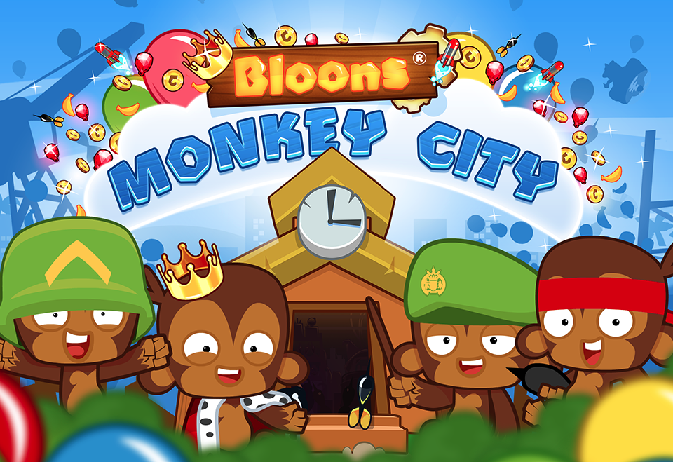 Bloons Monkey City Tips, Cheats, & Strategy Tricks - 2018