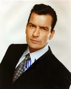 With Spin City, Charlie Sheen was able to secure a large TV following