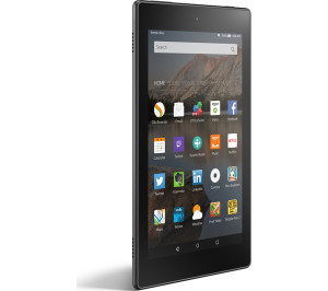 The 149.99 Fire HD 8 tablet