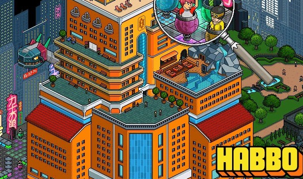 Habbo Membership Club Benefits - Gazette Review