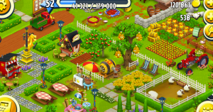 Glitches in hay day