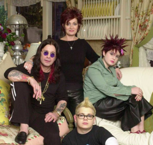 Kelly Osbourne and Family