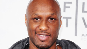Lamar Odom at the Tribeca/ESPN Sports Film Festival Gala (Photo by Michael Loccisano/Getty Images)