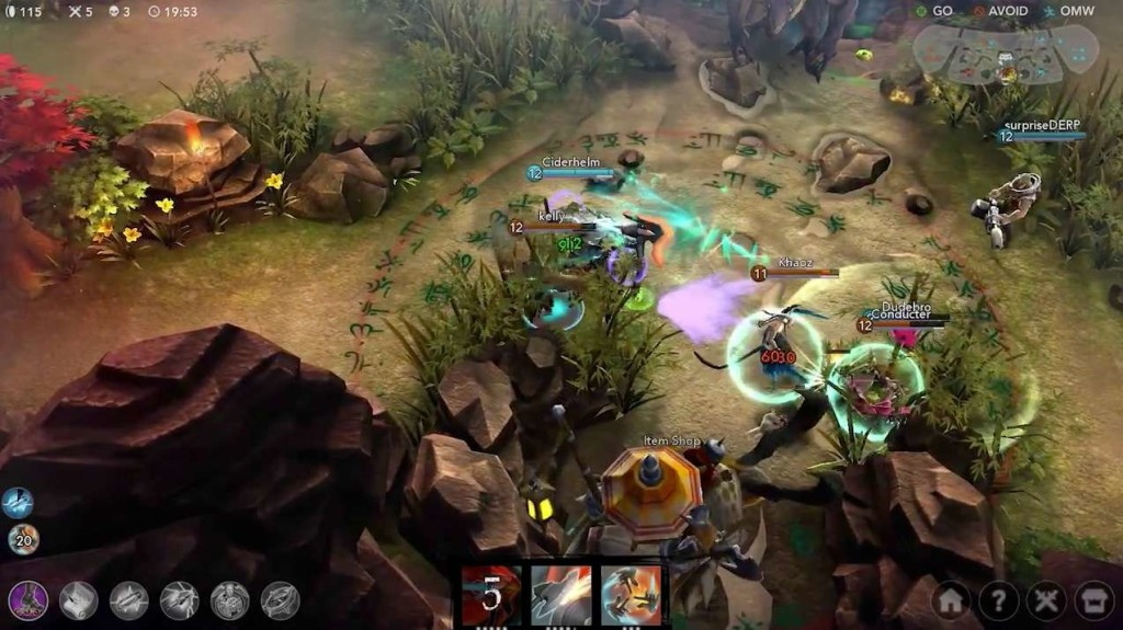 Best Moba Games In 2018 Games Like Dota 2 And Lol The