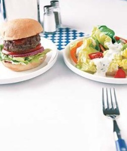 salad-vs-burger