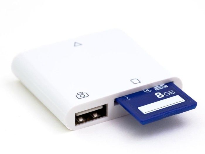 how to write protect sd card