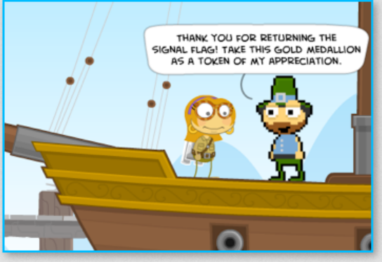 tips guide for early poptropica island gazette review