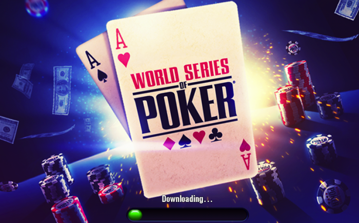 World Series Of Poker Texas Holdem