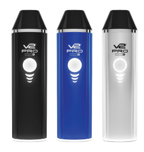 The Pro Series 7 (and 3) are available in Black, Blue, and Steel