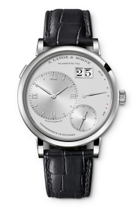 A. Lange & Söhne - a luxury German brand