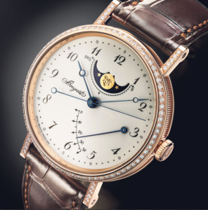 Breguet - founded originally in Paris