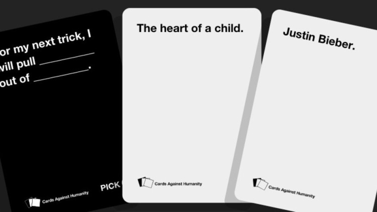 Games like cards against humanity