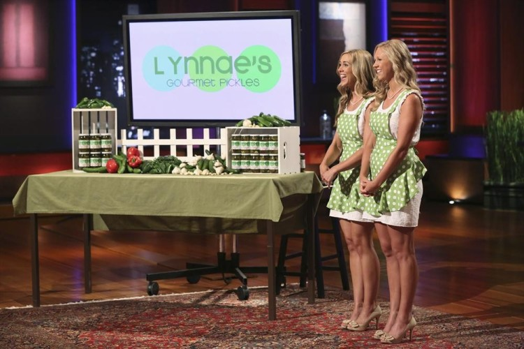 Local Business Lynnae S Gourmet Pickles On Shark Tank
