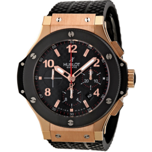 Ranked at number 10 - Hublot
