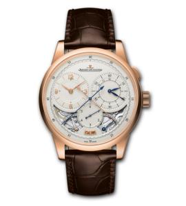 Swiss luxury - Jaeger-LeCoultre