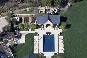 Kanye's house