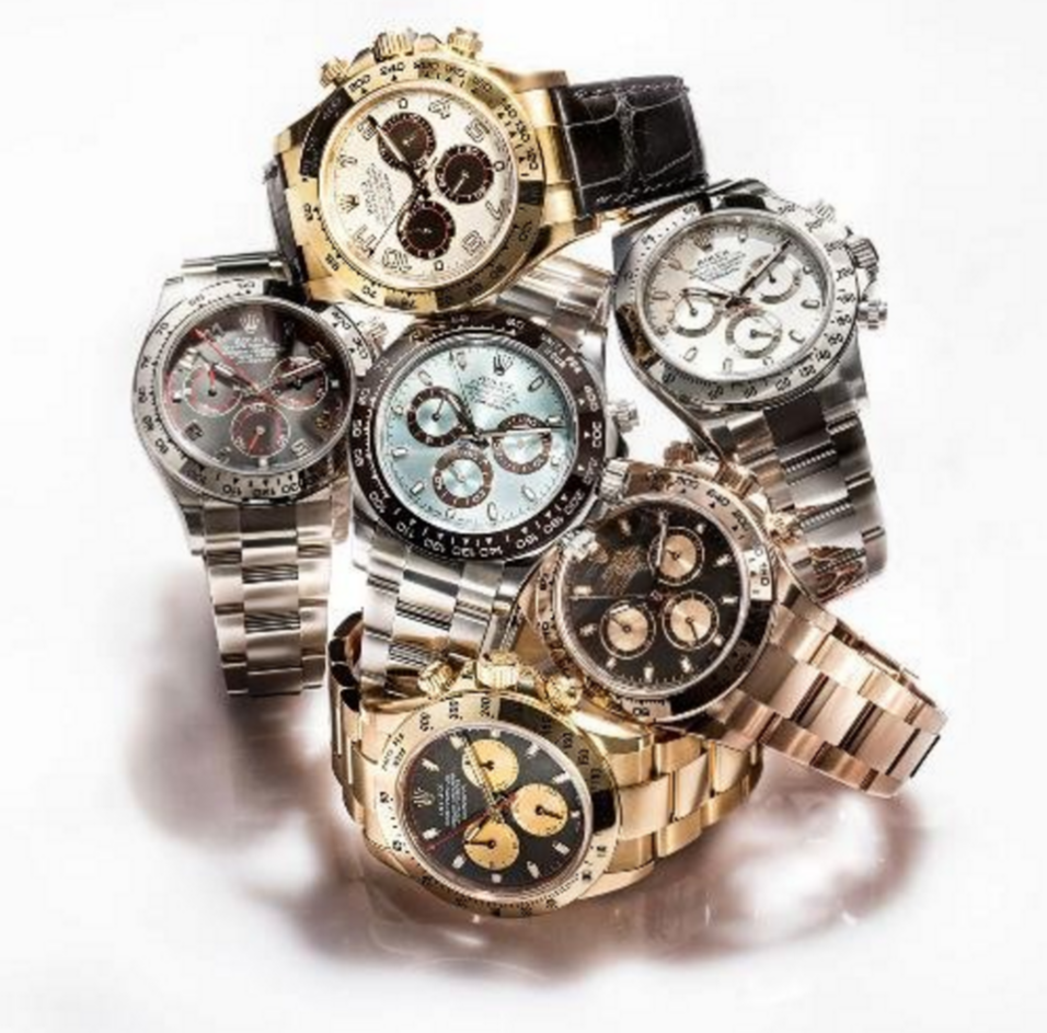 Top 10 luxury watch brands 2018 picks gazette review for Watches expensive