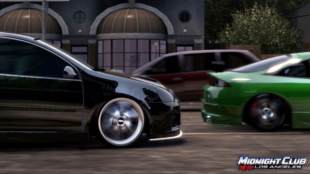 Street Racing Cars Types