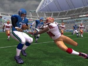 NFL 2K5 Game