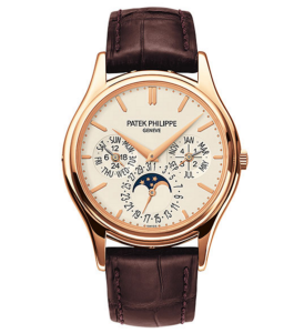 Claiming the number 1 spot - Patek Philippe