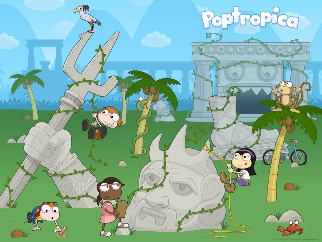 Top 5 Games like Poptropica in 2018 - The Best Alternatives