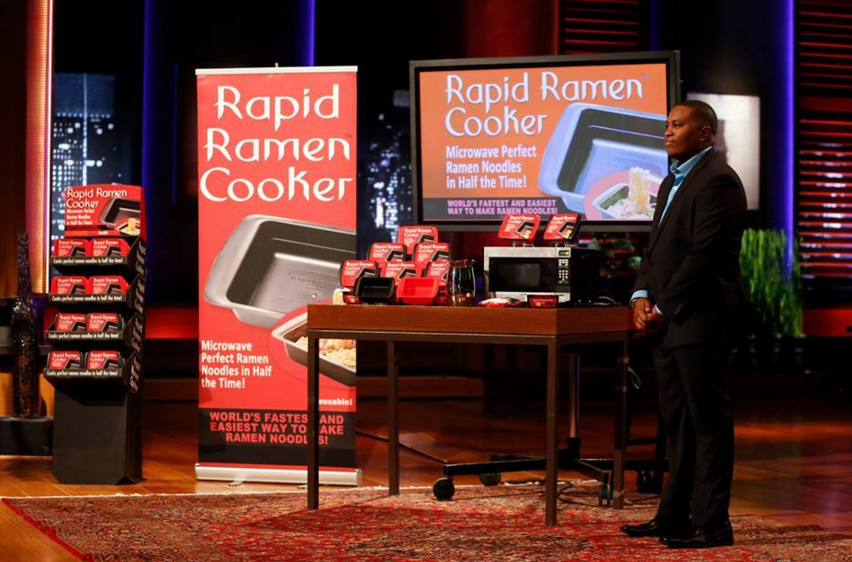 The Rapid Ramen Cooker Update See What Happened After Shark Tank