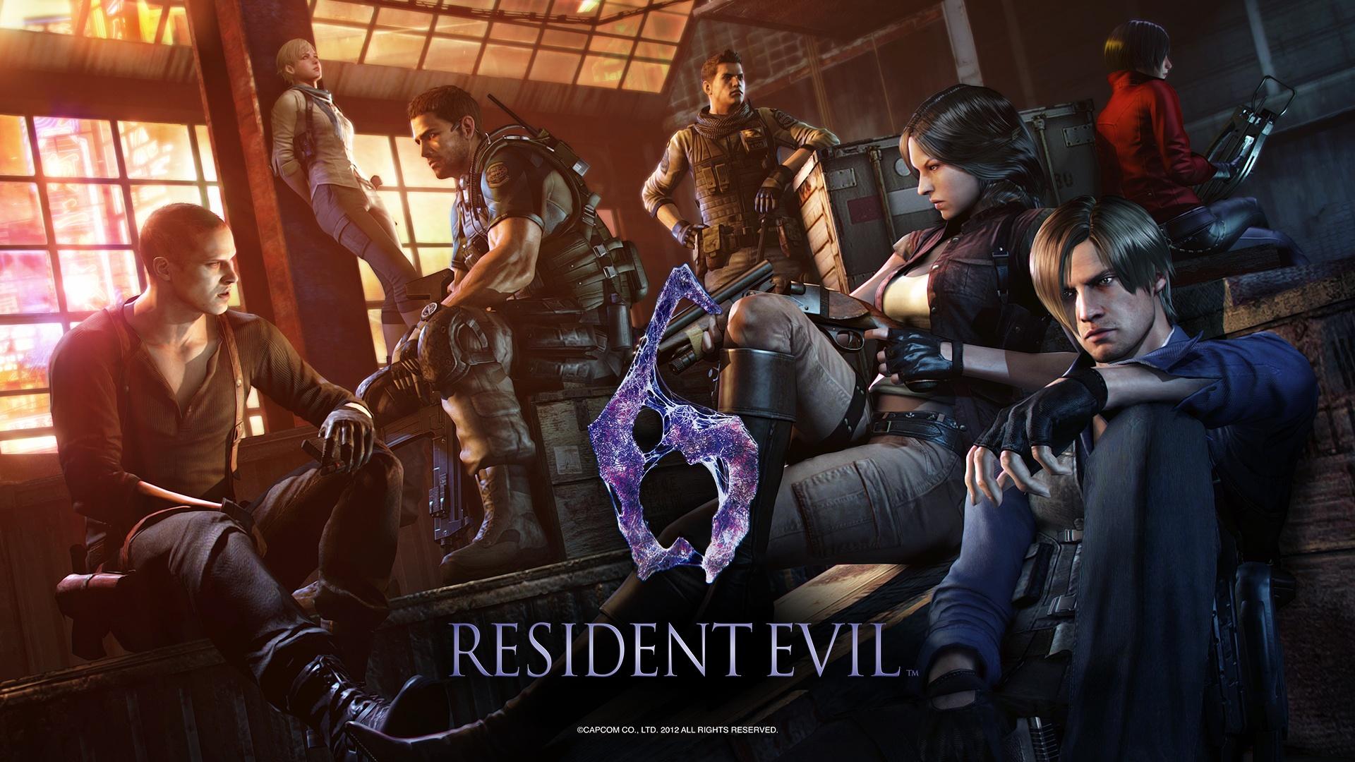 Resident Evil 6 - PS4 Trophy List - The Gazette Review