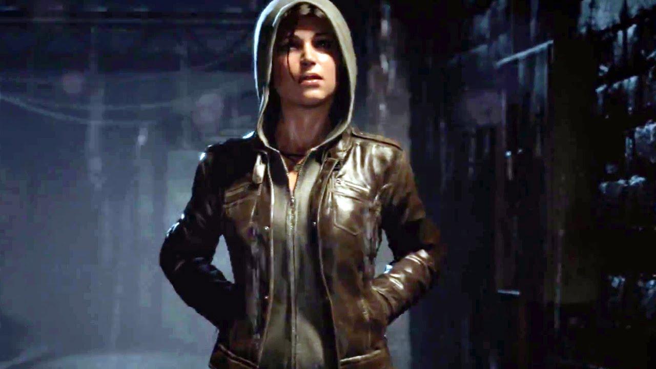 New Lara Croft & Story Details
