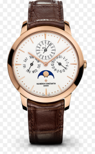 Vacheron Constantin coming in at number 2