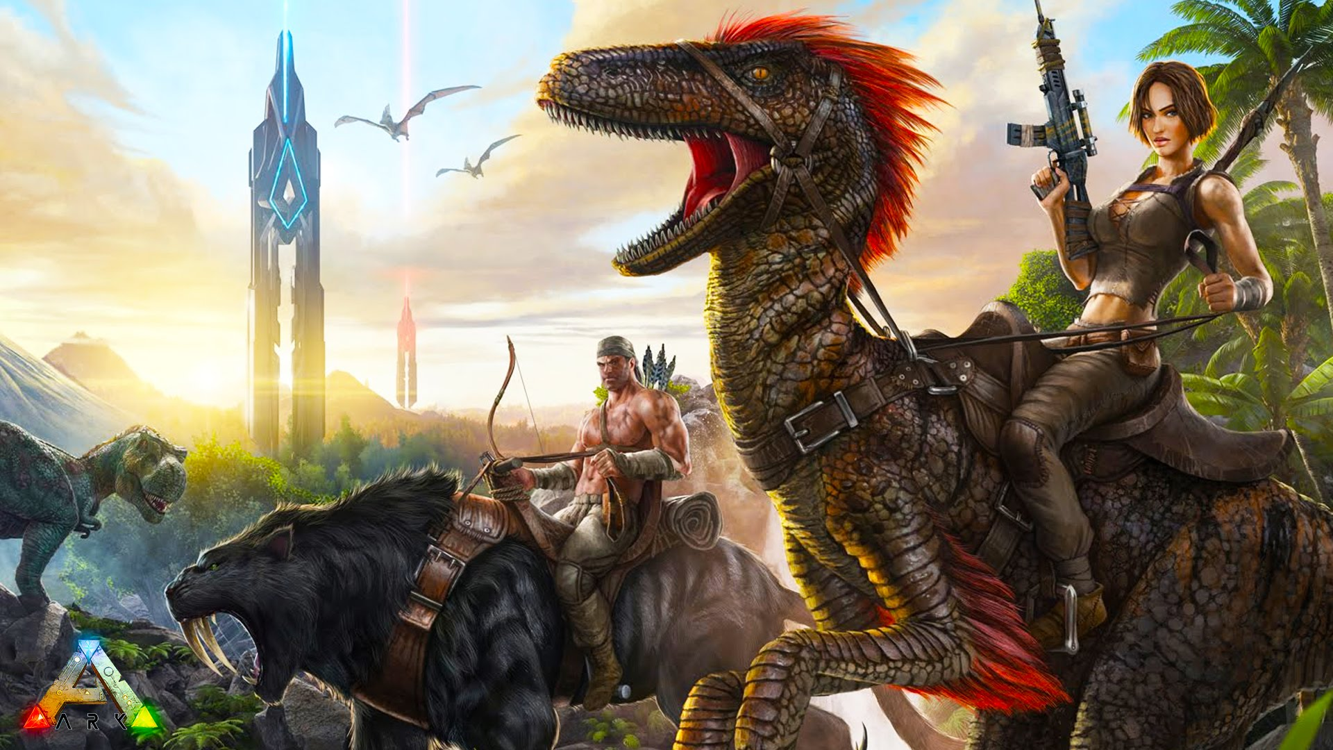 What Is ARK: ...