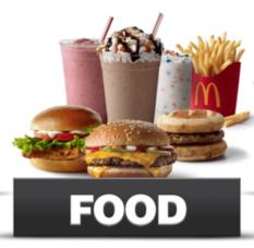 List Of Mcdonalds Monopoly Food Items