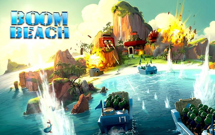 Boom Beach astuce et triche