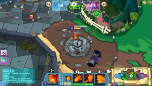 games-like-dota2-adventure-time-battle-party