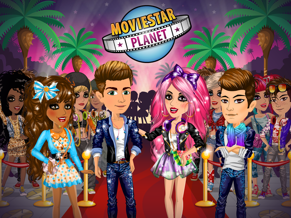 Free Games Like Movie Star Planet