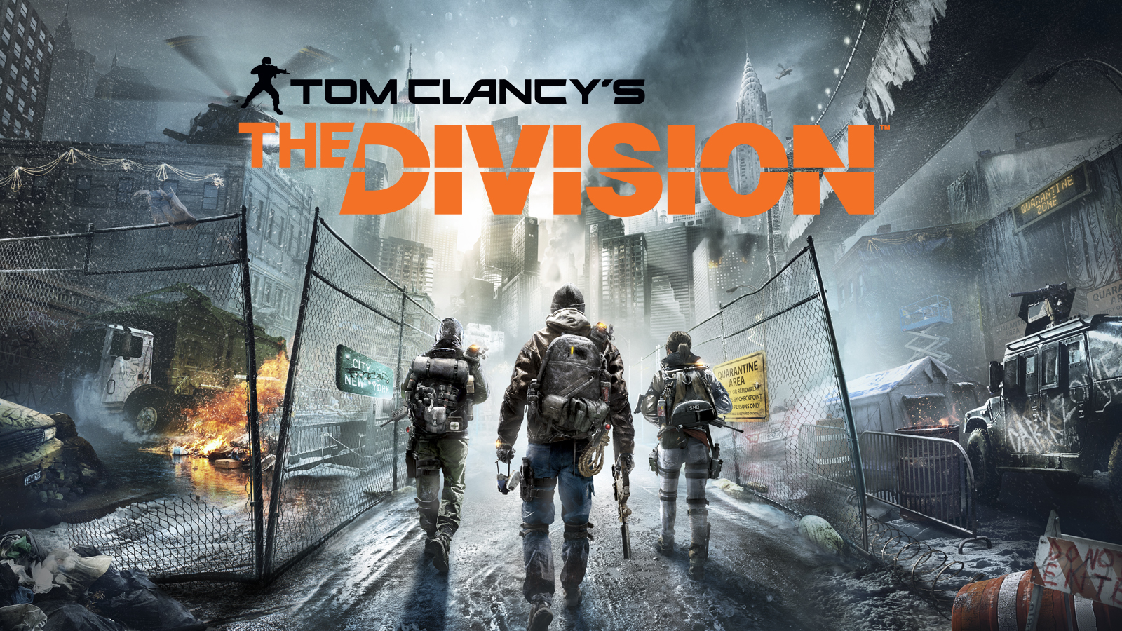 The Division, by Massive Entertainment.