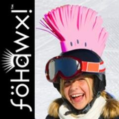 FoHawx are a great way to get your child to wear their safety gear without much of a complaint!