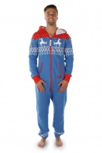 "A Tipsy Elves Onesy... but it does not come with a ""butt flap"" :("