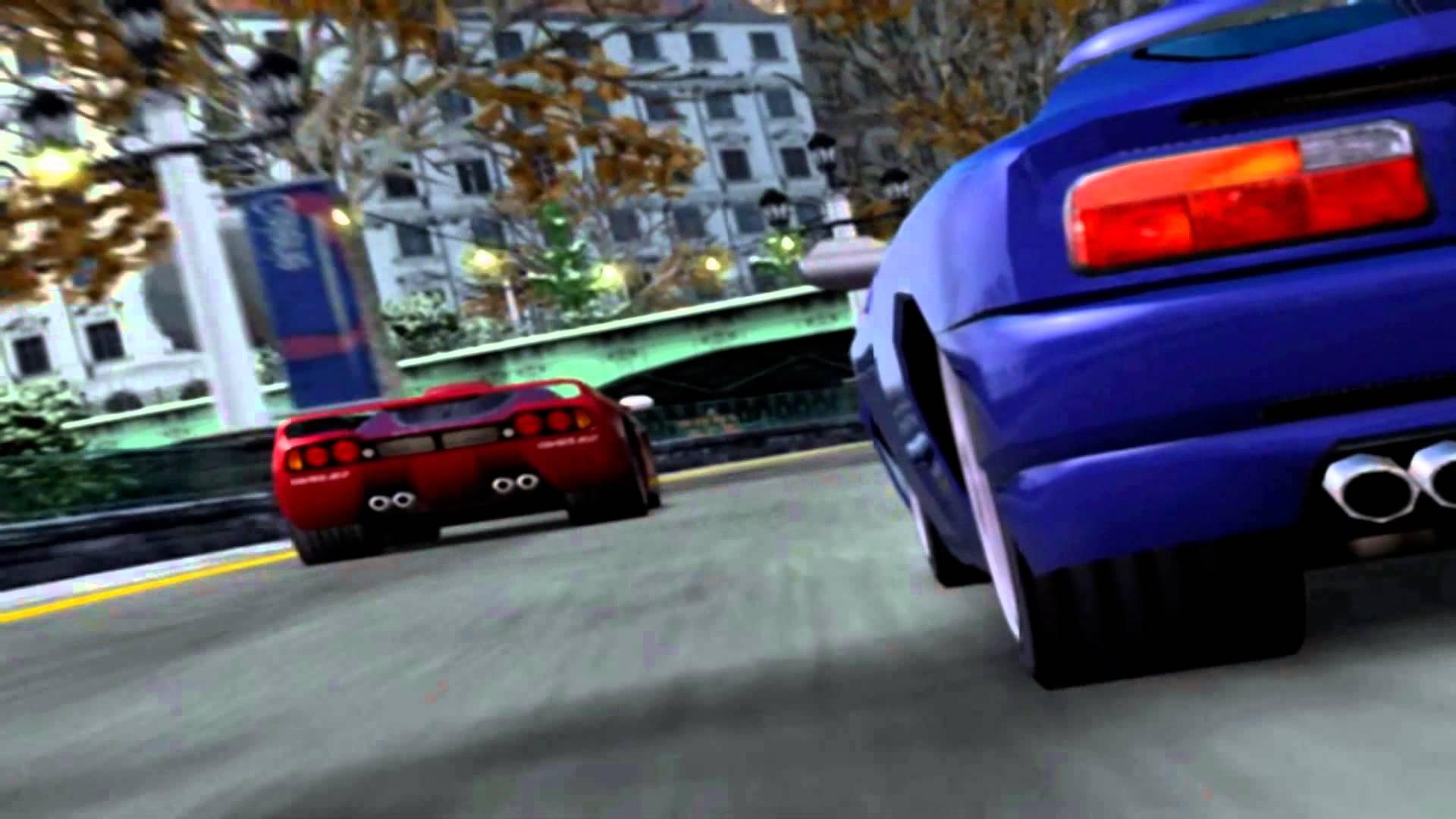 Burnout Game Cars